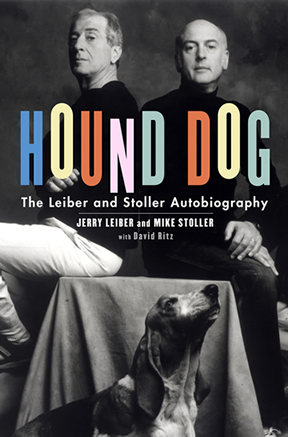 Hound Dog Front Cover